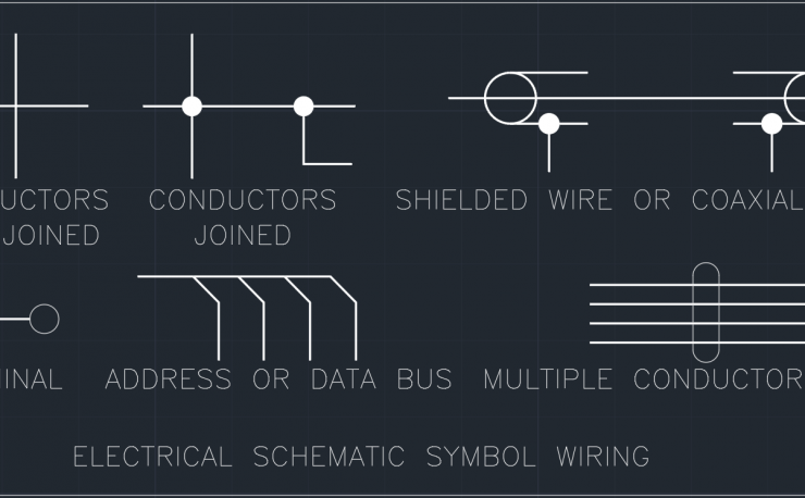 Electrical Schematic Symbol Wiring