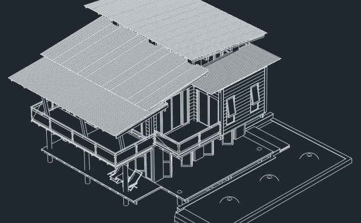 modern house iso