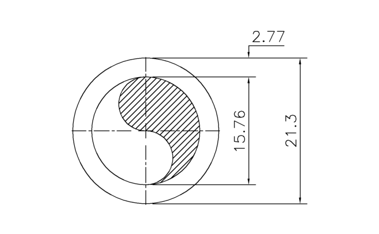 Schedule 40 Pipe 1/2 Inch DN15