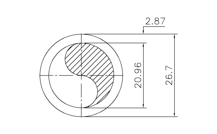 Schedule 40 Pipe 3/4 Inch DN20