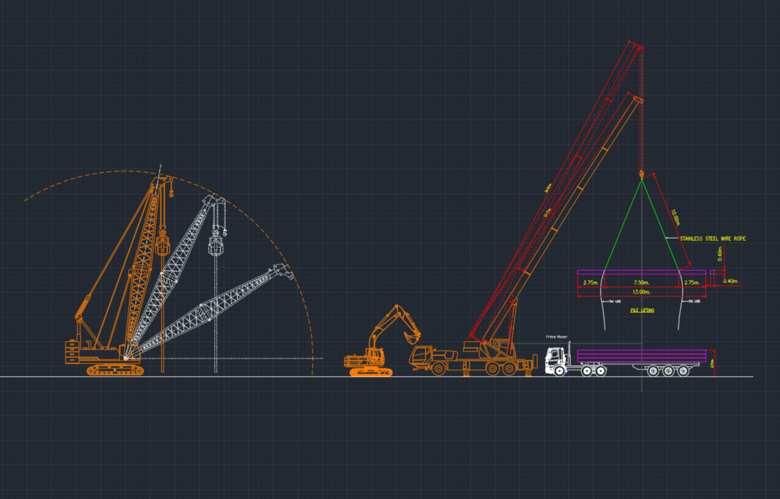 Crane Hook Cad Block And Typical Drawing